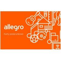 Kod podarunkowy Allegro o wartości 25 PLN