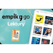 Empik Go Lektury - 1 miesiąc