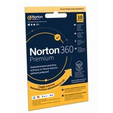 Oprogramowanie antywirusowe Norton 360 Premium - 10 urządzeń / 12 miesięcy