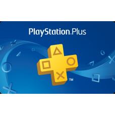 Sony PlayStation® Plus - Subskrypcja na 12 Miesięcy