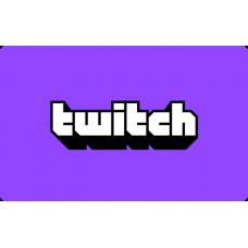 Kod podarunkowy Twitch 15 EUR