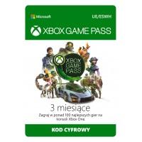 Subskrypcja Xbox Game Pass (3 miesiące)