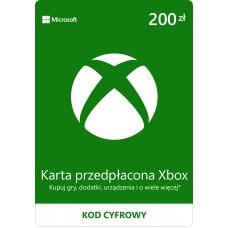 Karta przedpłacona Xbox 200 PLN