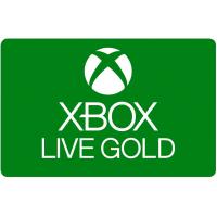 Xbox Live Gold - 12 miesięcy