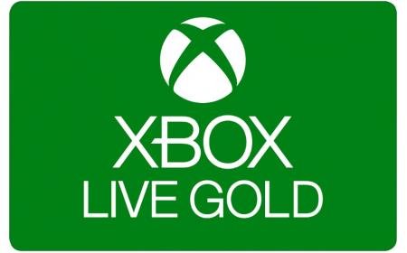 Xbox Live Gold - 6 miesięcy